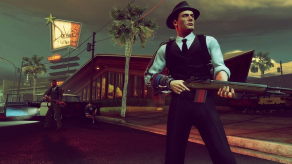 The Bureau: XCOM Declassified скриншот