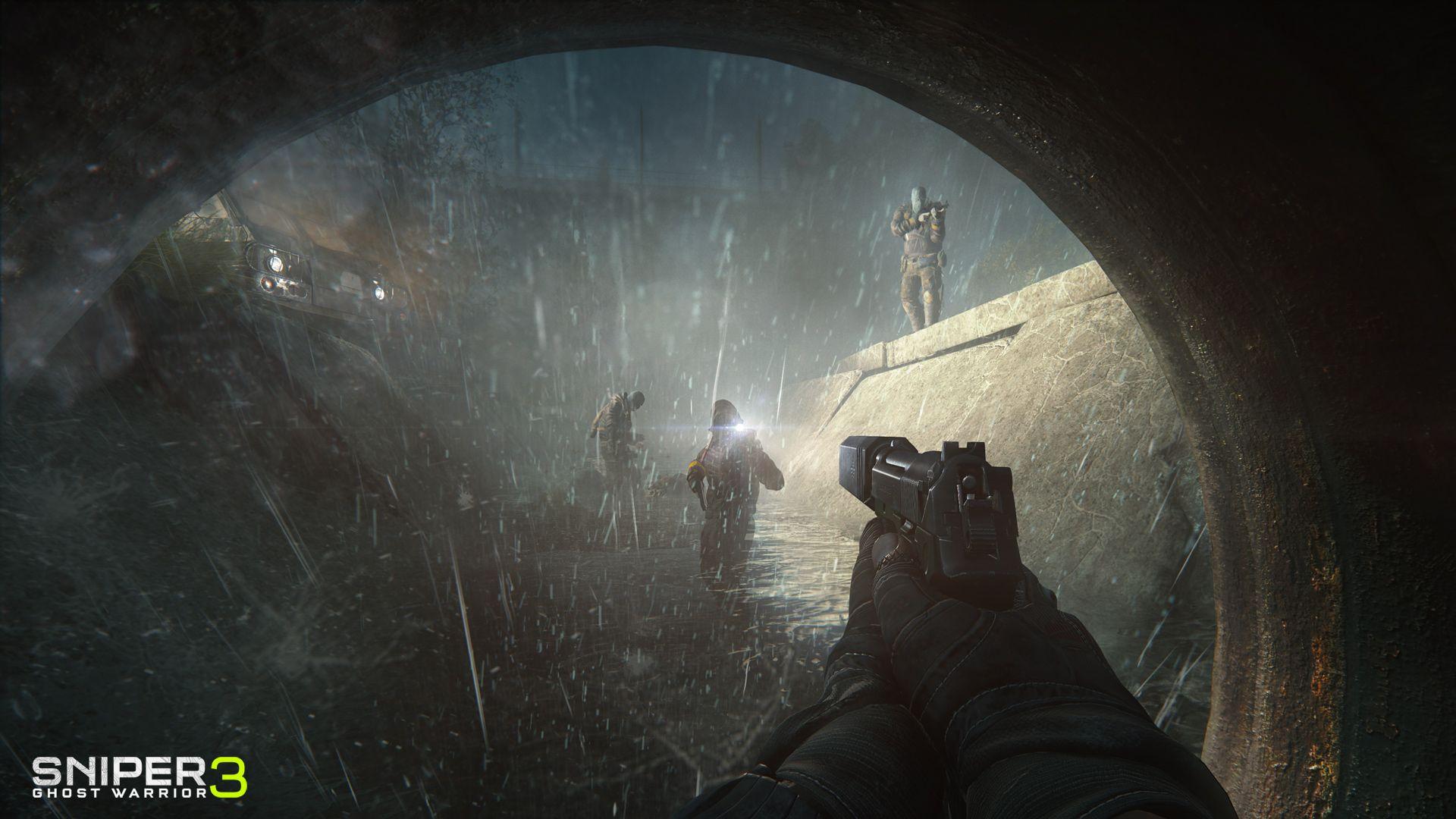 KHAiHOM.com - Sniper Ghost Warrior 3 Original Georgian Soundtrack