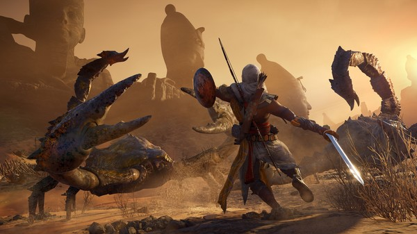 Скриншот №3 к Assassins Creed® Origins - Season Pass
