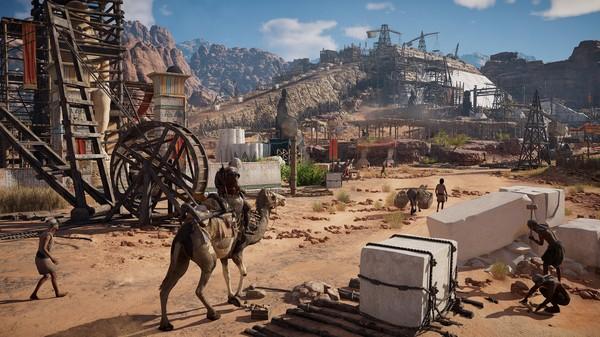 Скриншот №1 к Assassins Creed® Origins - Season Pass