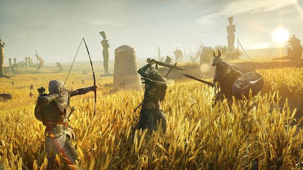 Скриншот №4 к Assassins Creed® Origins - Season Pass