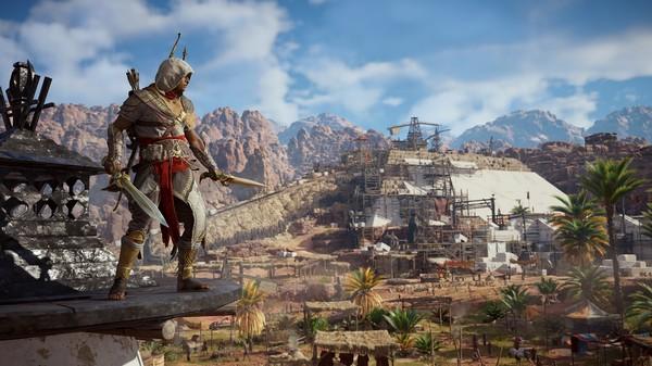 Скриншот №5 к Assassins Creed® Origins - Season Pass