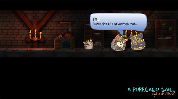 A Purrtato Tail - By the Light of the Elderstar screenshot