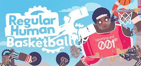 Regular Human Basketball Cover Image