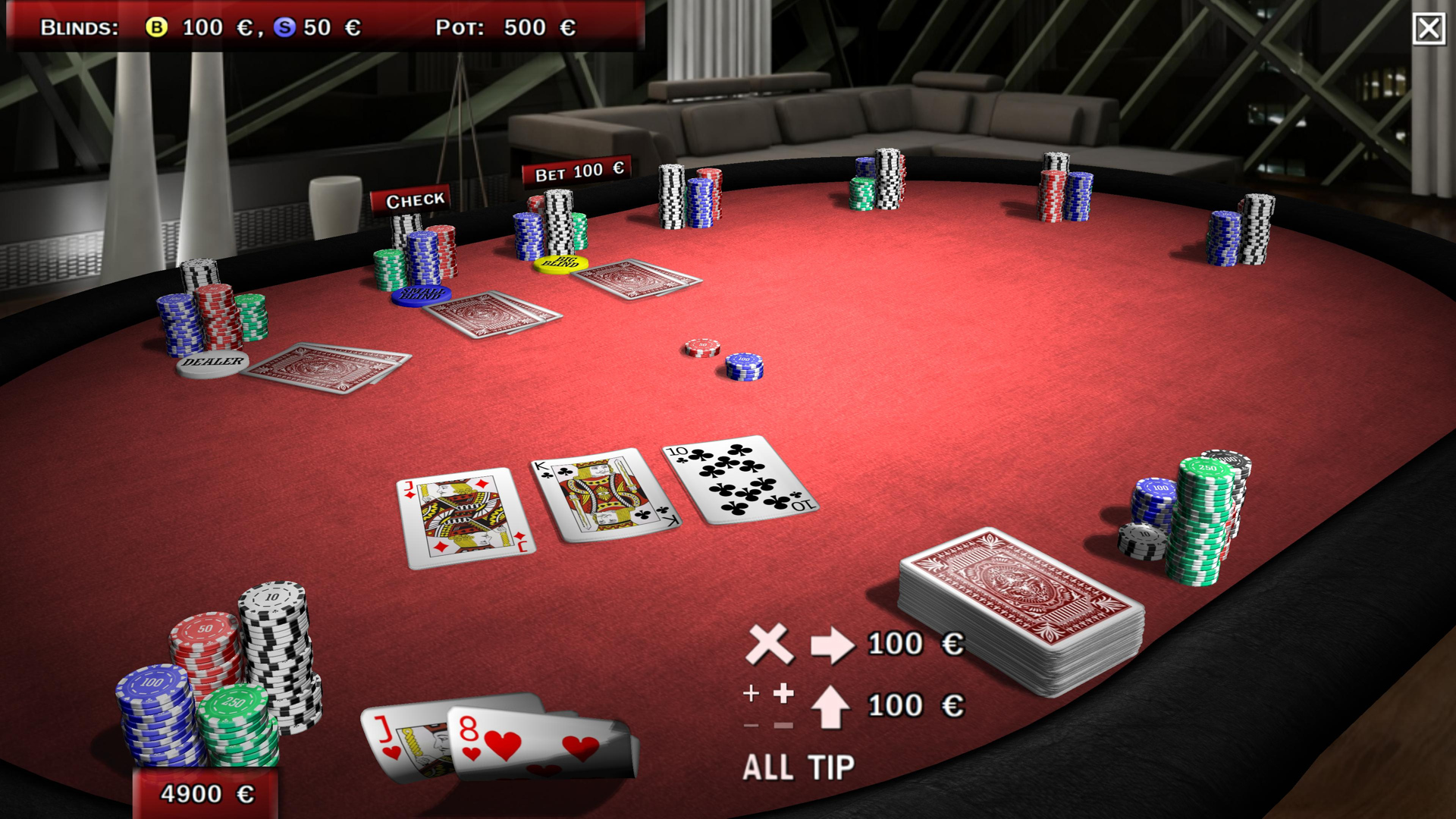 Save 50 On Trendpoker 3d Texas Hold Em Poker On Steam