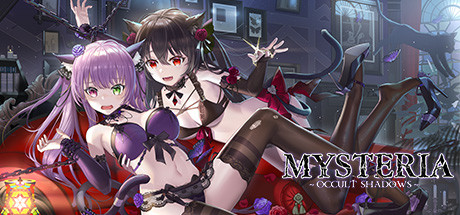 Mysteria ~Occult Shadows~ Cover Image