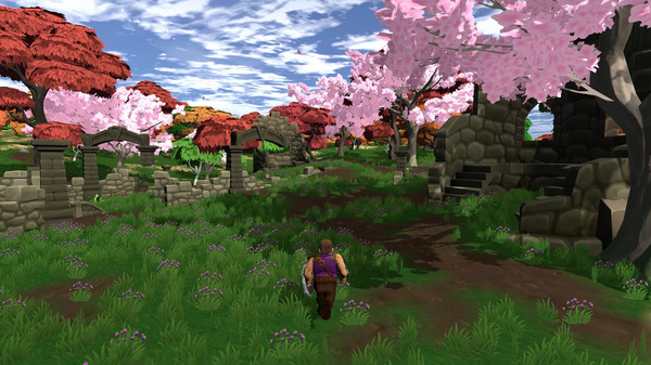 HammerHelm screenshot