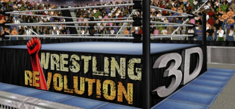 Wrestling Revolution 3D Cover Image