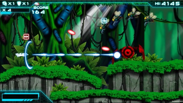 скриншот 2V Hoverbike 1