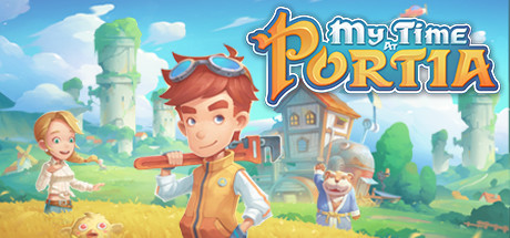 My Time At Portia Cover Image
