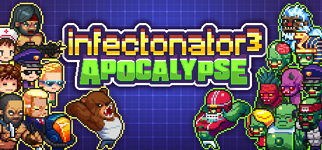 Infectonator 3: Apocalypse Cover Image