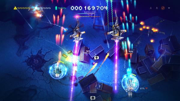 Sky Force Reloaded скриншот