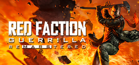 Red Faction Guerrilla Re-Mars-tered Cover Image