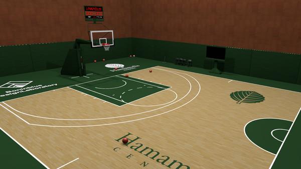 VR SHOOT AROUND - Realistic basketball simulator - screenshot