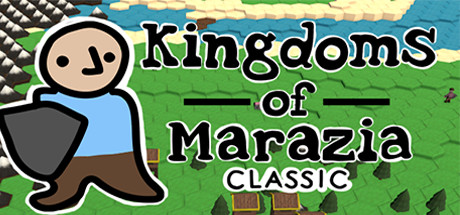 Kingdoms Of Marazia: Classic Cover Image