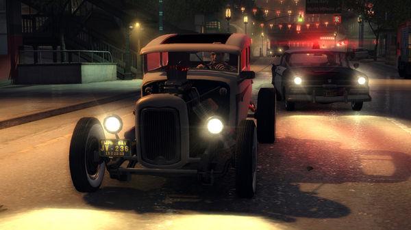 Скриншот №1 к Mafia II DLC Greaser Pack