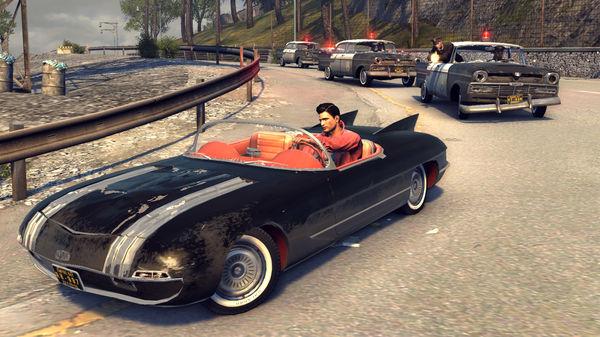 скриншот Mafia II DLC: Renegade Pack 3
