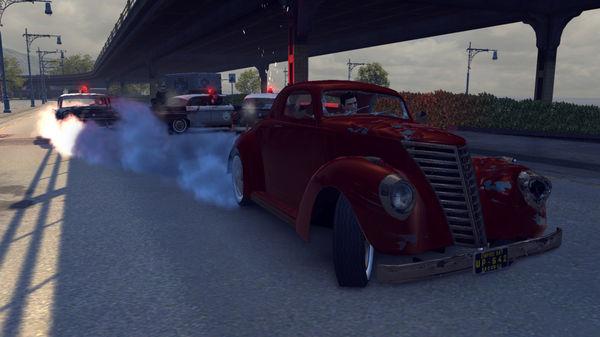 скриншот Mafia II DLC: Renegade Pack 2