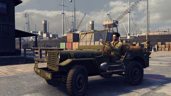скриншот Mafia II DLC: War Hero Pack 1