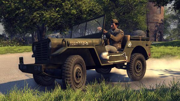 скриншот Mafia II DLC: War Hero Pack 0