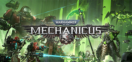 Warhammer 40,000: Mechanicus Cover Image