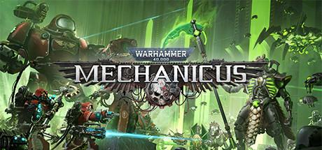 Warhammer 40,000: Mechanicus Cover Image