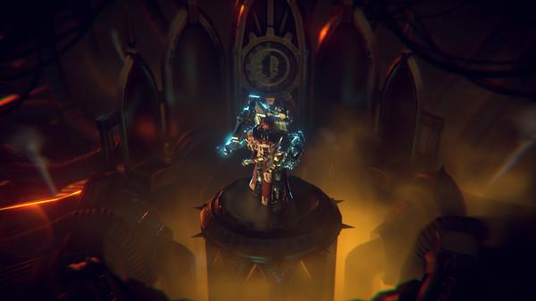 Скриншот №10 к Warhammer 40000 Mechanicus