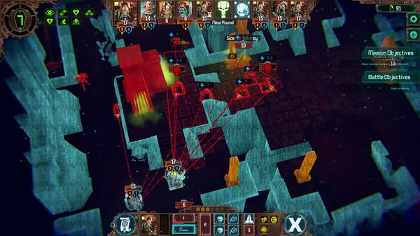 Скриншот №8 к Warhammer 40000 Mechanicus