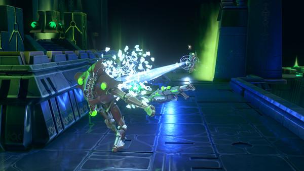 Скриншот №2 к Warhammer 40000 Mechanicus