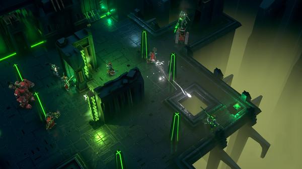 Скриншот №11 к Warhammer 40000 Mechanicus