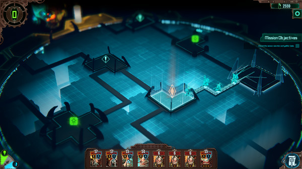 Скриншот №6 к Warhammer 40000 Mechanicus