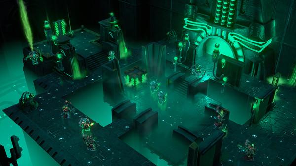 Скриншот №3 к Warhammer 40000 Mechanicus
