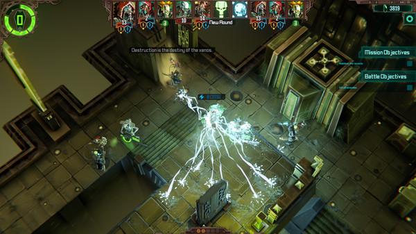 Скриншот №9 к Warhammer 40000 Mechanicus