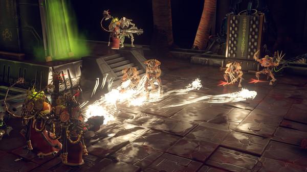 Скриншот №7 к Warhammer 40000 Mechanicus