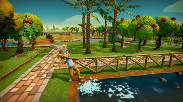 Screenshot of Farm Together
