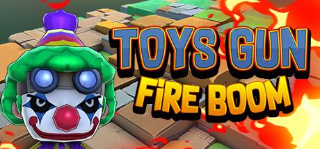 Toys Gun Fire Boom
