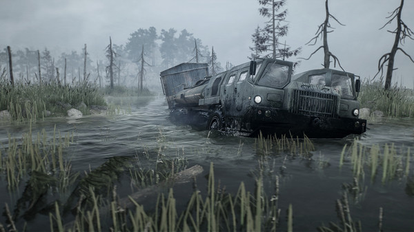 MudRunner screenshot