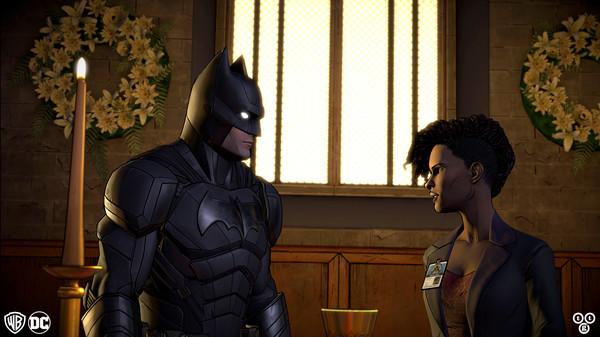 Скриншот №14 к Batman The Enemy Within - The Telltale Series