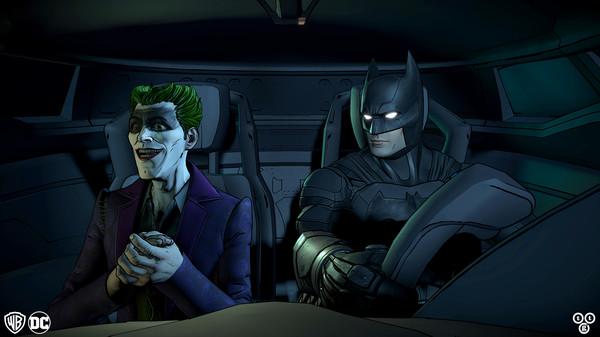 Скриншот №15 к Batman The Enemy Within - The Telltale Series