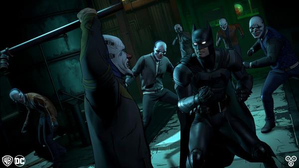 Скриншот №20 к Batman The Enemy Within - The Telltale Series