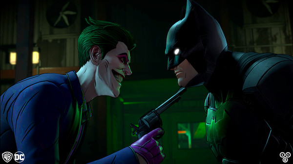 Скриншот №22 к Batman The Enemy Within - The Telltale Series