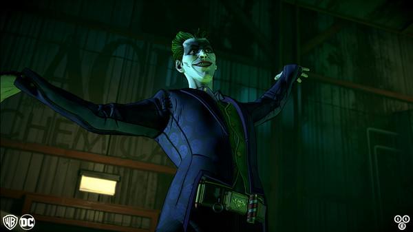 Скриншот №12 к Batman The Enemy Within - The Telltale Series