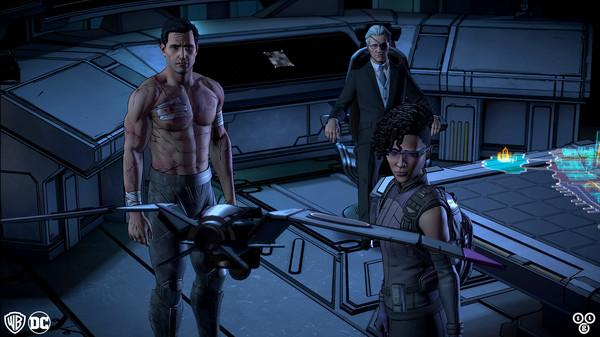 Скриншот №13 к Batman The Enemy Within - The Telltale Series