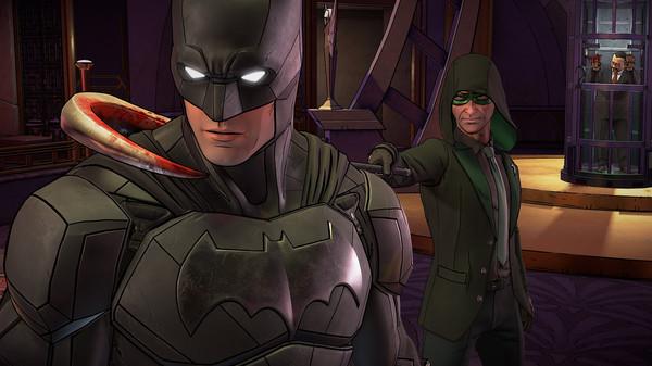 Скриншот №10 к Batman The Enemy Within - The Telltale Series