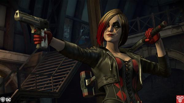 Скриншот №8 к Batman The Enemy Within - The Telltale Series
