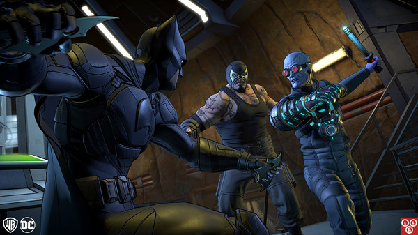 Скриншот №2 к Batman The Enemy Within - The Telltale Series