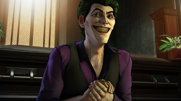 Скриншот №16 к Batman The Enemy Within - The Telltale Series