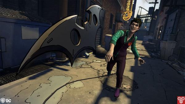 Скриншот №9 к Batman The Enemy Within - The Telltale Series