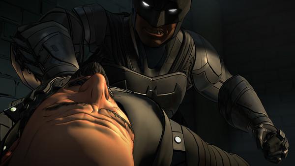 Скриншот №18 к Batman The Enemy Within - The Telltale Series