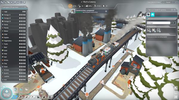 Скриншот №4 к The Colonists